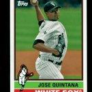 2015 Topps Baseball Archives  #141  Jose Quintana