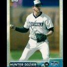 2015 Topps Baseball Pro Debut  #23  Hunter Dozier