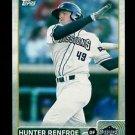 2015 Topps Baseball Pro Debut  #165  Hunter Renfroe
