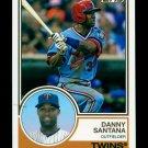 2015 Topps Baseball Archives  #286  Danny Santana