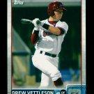 2015 Topps Baseball Pro Debut  #183  Drew Vettleson