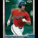 2015 Topps Baseball Pro Debut  #180  Braxton Davidson