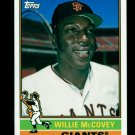 2015 Topps Baseball Archives  #107  Willie McCovey