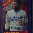 2015 Topps Heritage Baseball  Purple Refractor  #THC-441  Dee Gordon
