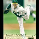 2015 Topps Baseball Stadium Club  GOLD Foil  #19  Scott Kazmir