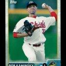 2015 Topps Baseball Pro Debut  #154  Rob Kaminsky