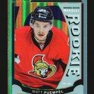 2015-16 OPC O-Pee-Chee Hockey Rainbow Foil  Marquee Rookie  #523  Matt Puempel