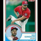 2015 Topps Baseball Archives  #266  Gio Gonzalez