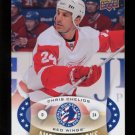 2015 Upper Deck National Hockey Card Day USA  #NHCD-14  Chris Chelios