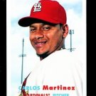 2015 Topps Baseball Archives  #65  Carlos Martinez