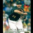 2015 Topps Baseball Stadium Club  GOLD Foil  #119  Pedro Alvarez