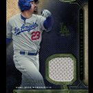 2015 Topps Baseball Tier One  Game Used Memorabilia #TSR-AGZ  Adrian Gonzalez