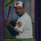 2015 Topps Heritage Baseball  Purple Refractor  #THC-310  Adam Jones