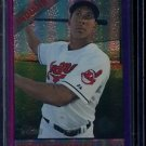 2015 Topps Heritage Baseball  Purple Refractor  #THC-150  Michael Brantley