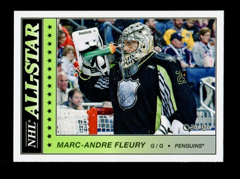 2015-16 OPC O-Pee-Chee  NHL All-Star Glossy  #AS-13  Marc-Andre Fleury