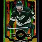 2015-16 OPC O-Pee-Chee Hockey  Rainbow Foil  #354  Thomas Vanek