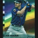2015 Topps Baseball Stadium Club  True Colors  #TCA-JM  Joe Mauer