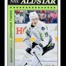2015-16 OPC O-Pee-Chee  NHL All-Star Glossy  #AS-25  Jonathan Toews