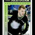 2015-16 OPC O-Pee-Chee  NHL All-Star Glossy  #AS-22  Zemgus Girgensons