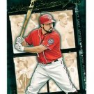 2015 Topps Baseball Stadium Club Contact Sheet #CS-16  Anthony Rendon GOLD 43/50