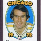 2008-09 ITG 1972 The Year in Hockey Blank Back Bob Sicinski Chicago #112 /72