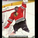 2015-16 Upper Deck Hockey Series 1.  Canvas.  #C22.  Corey Crawford.