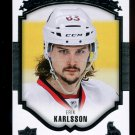 2015-16 Upper Deck Series 1 Hockey UD Portraits  #P-16  Erik Karlsson