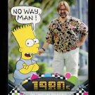 2011 Topps American Pie  #163  The Simpsons Premieres