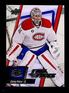 2015-16 Upper Deck Hockey Full Force  #54  Carey Price