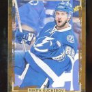 2015-16 Upper Deck Portfolio Hockey  Base  #86  Nikita Kucherov