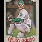 2016 Topps Gypsy Queen Baseball  Base  #62  Sonny Gray