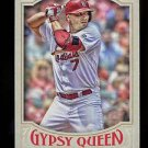2016 Topps Gypsy Queen Baseball  Base  #174  Matt Holliday