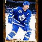 2015-16 Upper Deck Portfolio Hockey  Base  #185  Doug Gilmour