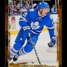 2015-16 Upper Deck Portfolio Hockey  Base  #160  James van Riemsdyk
