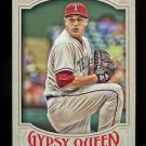 2016 Topps Gypsy Queen Baseball  Base  #252  Derek Holland