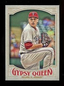 2016 Topps Gypsy Queen Baseball  Base  #252  Derek Holland