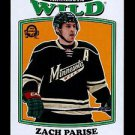 2016-17 OPC O-Pee-Chee Hockey  RETRO  #429  Zach Parise
