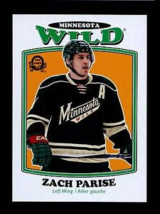 2016-17 OPC O-Pee-Chee Hockey  RETRO  #429  Zach Parise