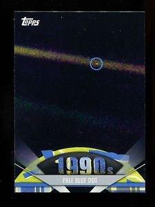 2011 Topps American Pie  #164  Pale Blue Dot