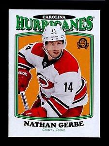 2016-17 OPC O-Pee-Chee Hockey  RETRO  #147  Nathan Gerbe