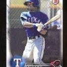 2016 Bowman Baseball  Prospect  #BP137  Lewis Brinson