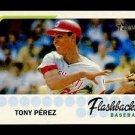 2016 Topps Heritage Baseball  Flashbacks  #BF-TP  Tony Perez