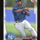 2016 Bowman Baseball  Prospect  #BP94  Jorge Mateo