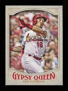 2016 Topps Gypsy Queen Baseball  Base  #57  Kolten Wong