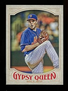 2016 Topps Gypsy Queen Baseball  Base  #63  Steven Matz