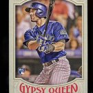 2016 Topps Gypsy Queen Baseball  Base  #244  Tom Murphy