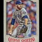 2016 Topps Gypsy Queen Baseball  Base  #185  Ian Kennedy