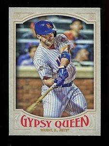 2016 Topps Gypsy Queen Baseball  Base  #106  David Wright