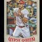2016 Topps Gypsy Queen Baseball  Base  #49  David Peralta