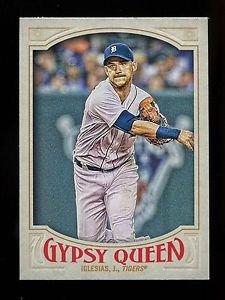 2016 Topps Gypsy Queen Baseball  Base  #114  Jose Iglesias
